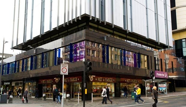 Premier Inn Buchanan Galleries