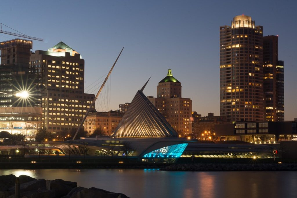 unique boutique hotel finds in Milwaukee