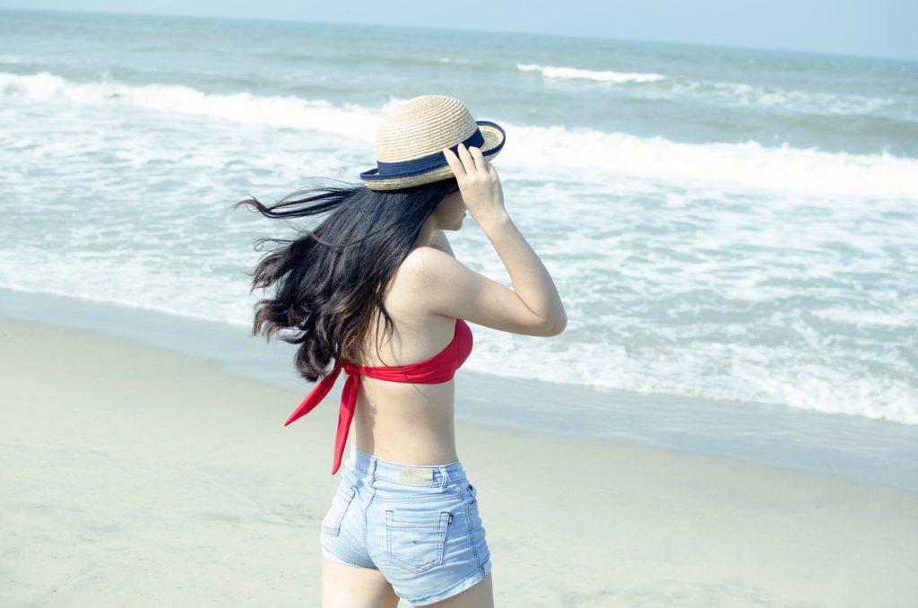 summer travel skincare