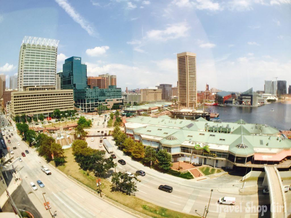 Baltimore bound