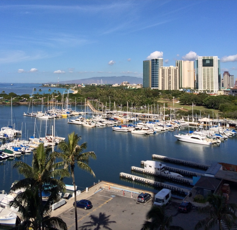 Escape to Hawaii
