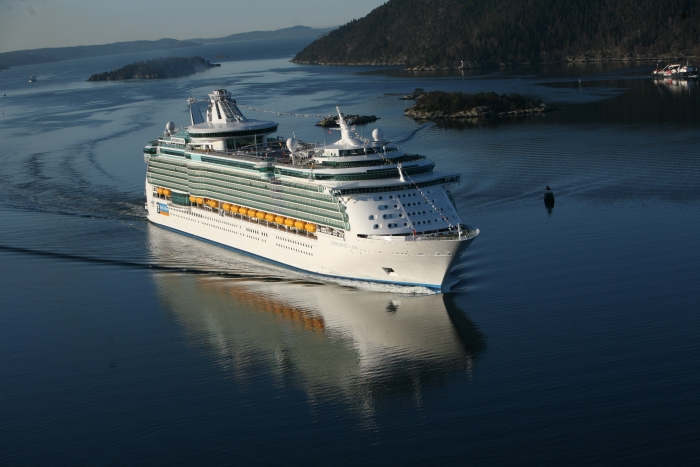 Royal Caribbean luxury