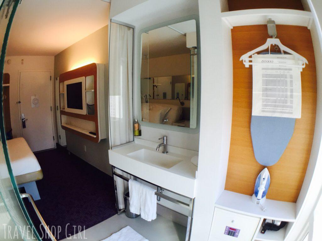 Inside room 2434