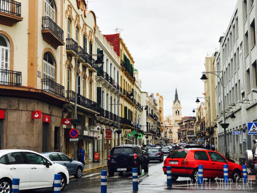 My Visit To Spanish Morocco And The City Of Melilla
