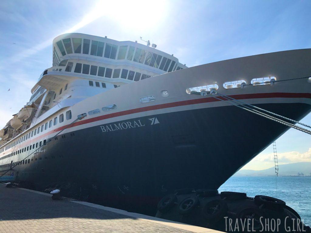 British cruise line