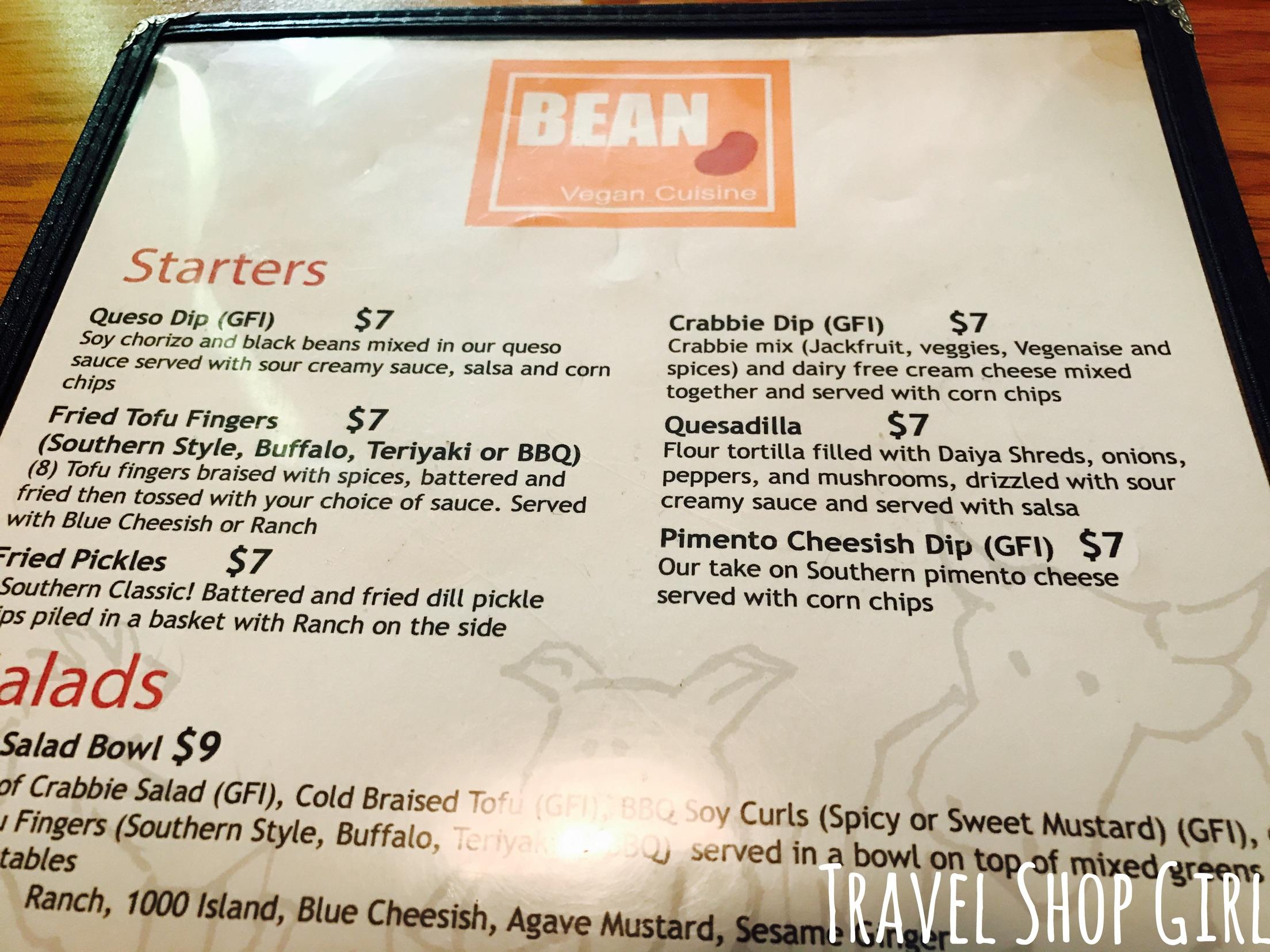 Bean Vegan