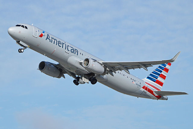 American Airlines to Phoenix