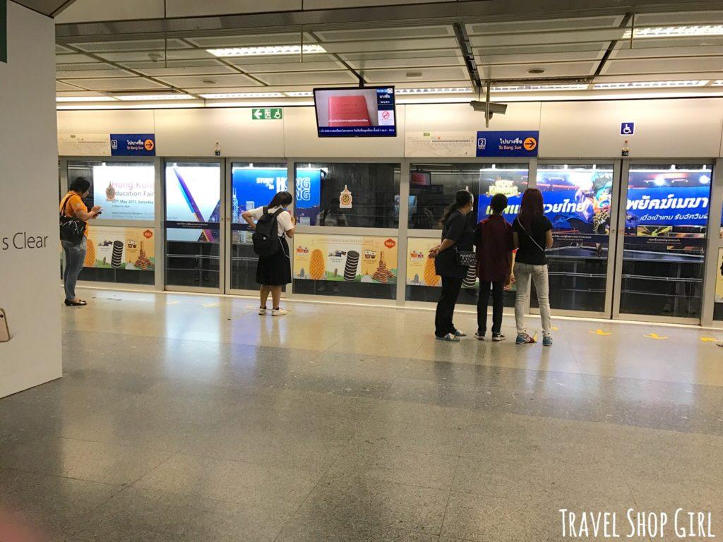 Bangkok Metro: How to Use Bangkok MRT