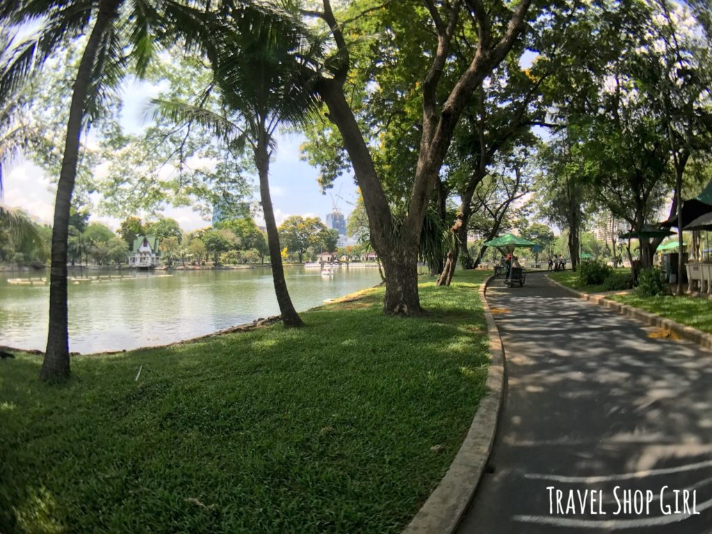 Lumphini Park: Finding Nature in the Middle of Bangkok  Travel Shop Girl