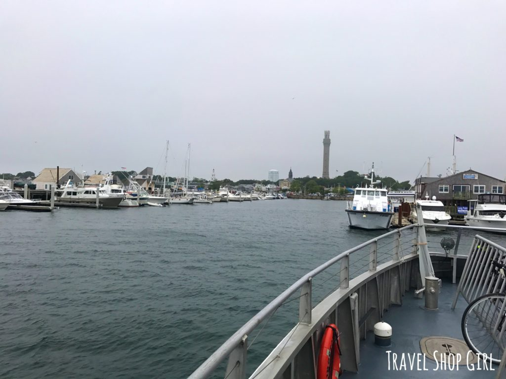 fast ferry Boston to Provincetown