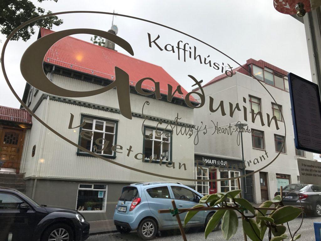eating Reykjavik