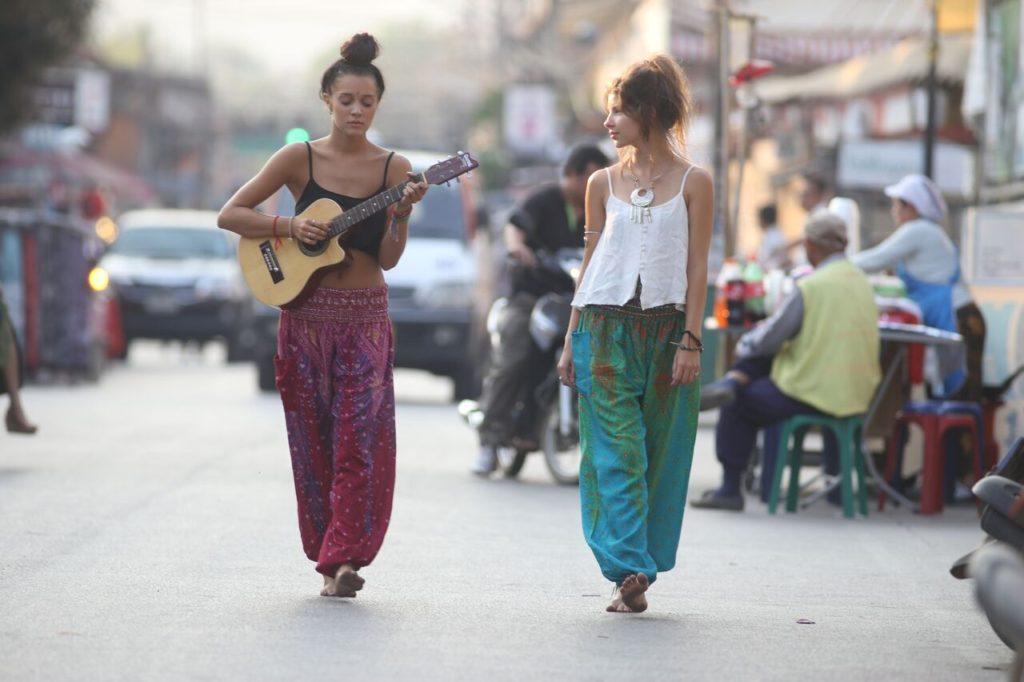 Thai boho