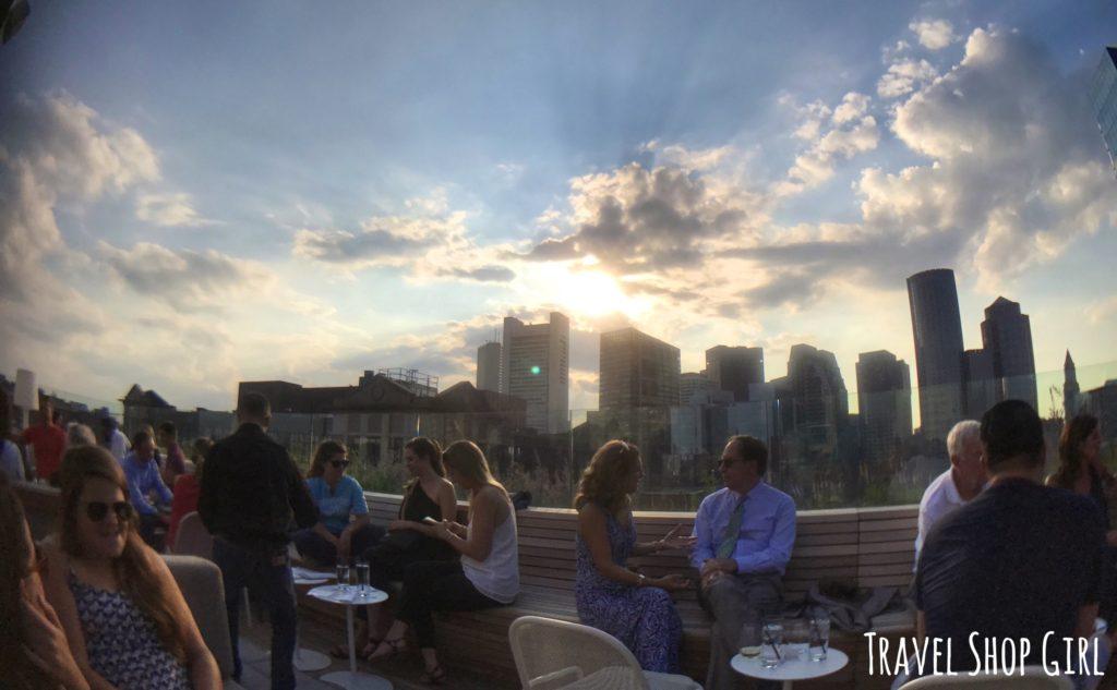 YOTEL Boston Sky Lounge