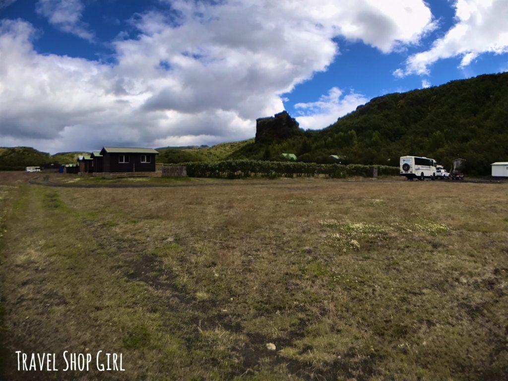 Volcano Huts Iceland