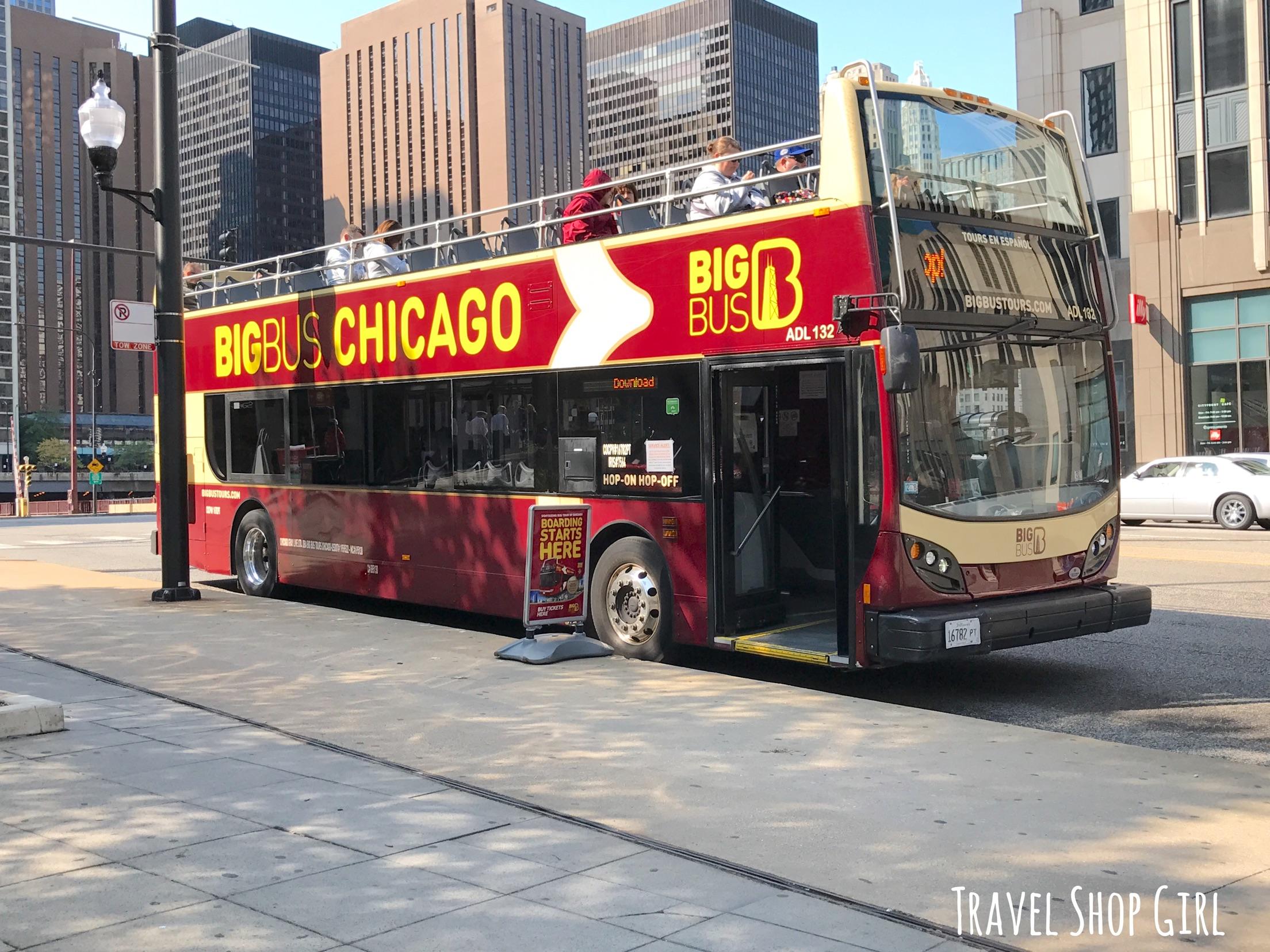 Big Bus Chicago