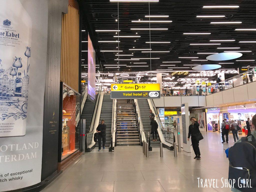 YOTELAir Amsterdam