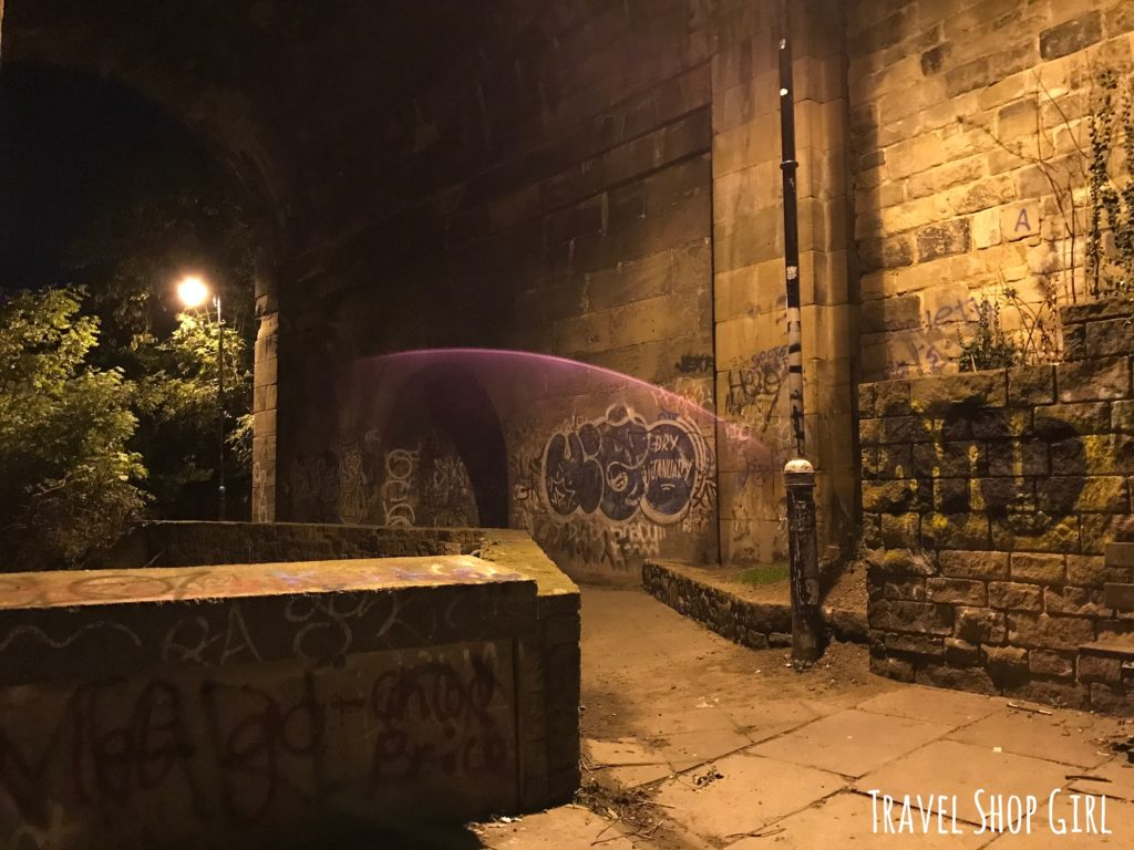 Newcastle ghost