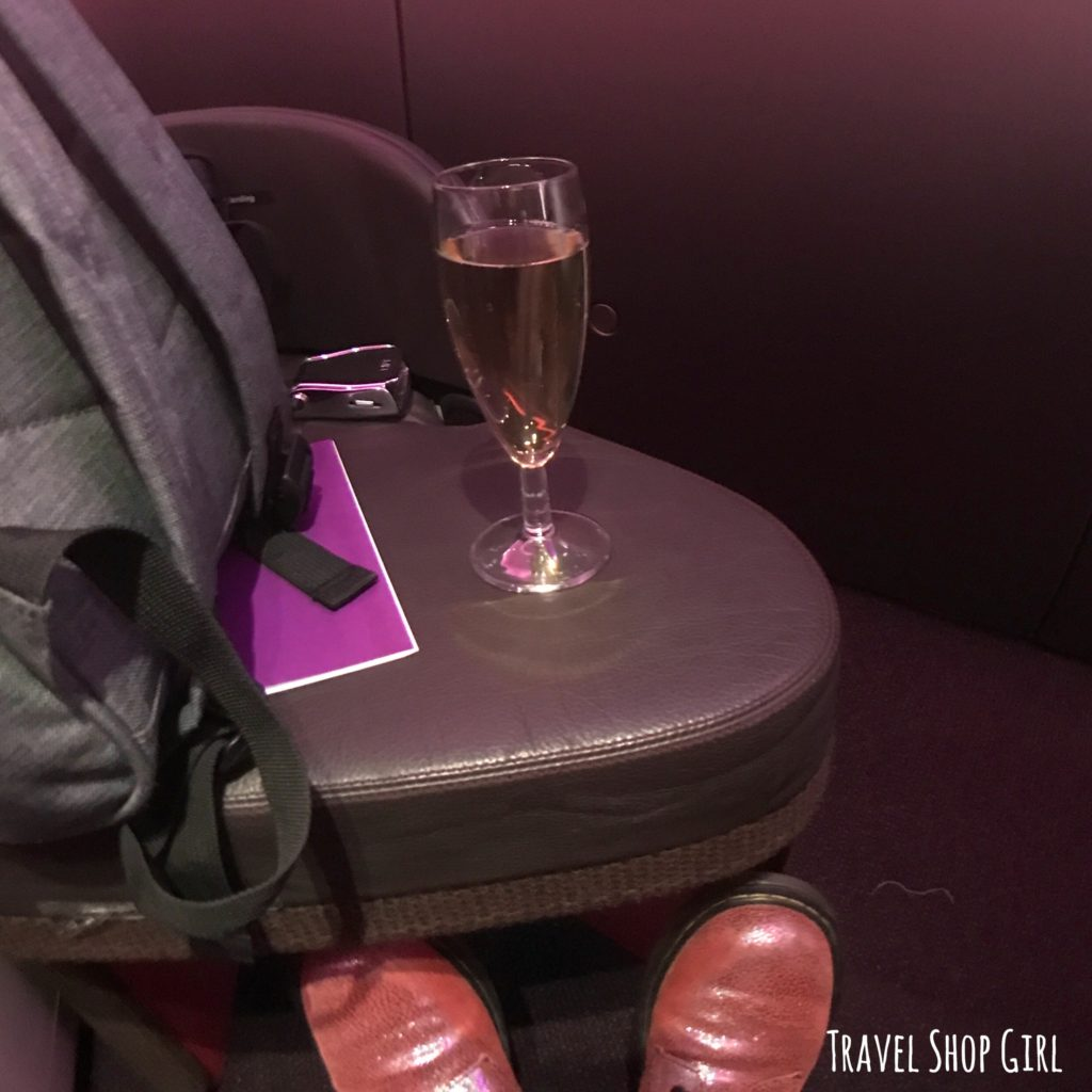 Upper Class Virgin Atlantic