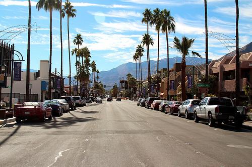 California vacation spots