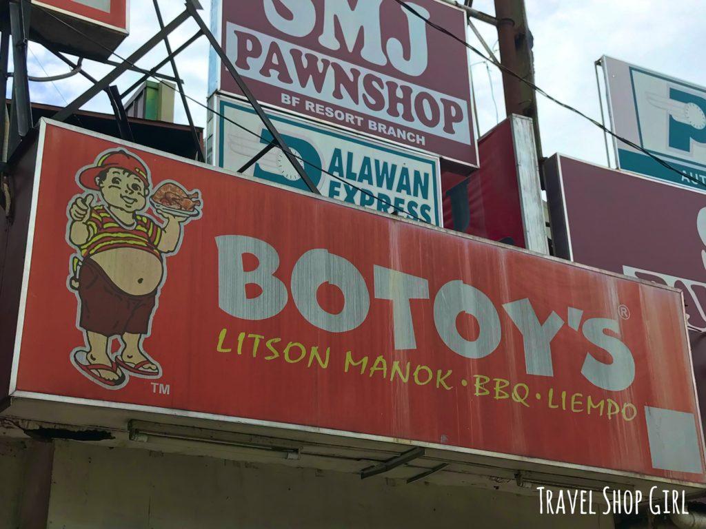 my first trip to Manila